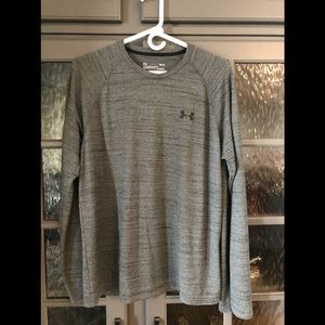 Men's Under Armour Loose Fit Long Sleeve Tee